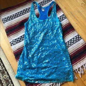 *400 Victoria's Secret Sequin Sleep Shirt